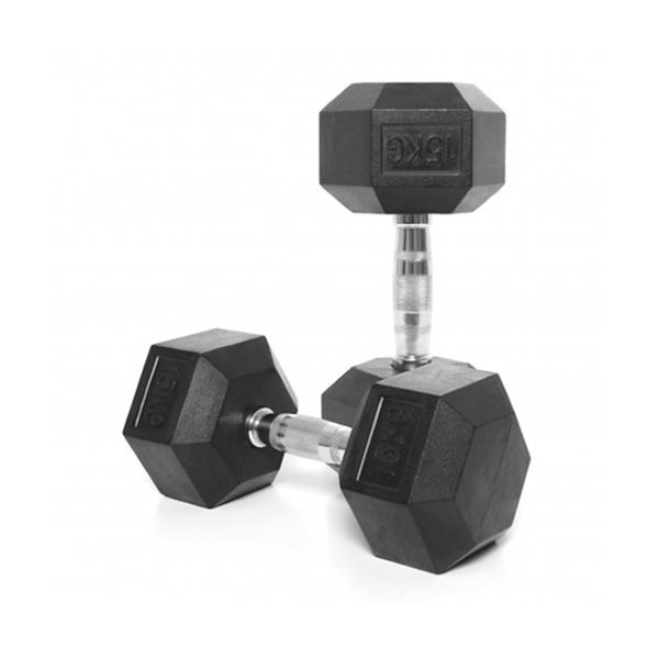 additional image for Sporting Touch Cast Iron Dumbbells