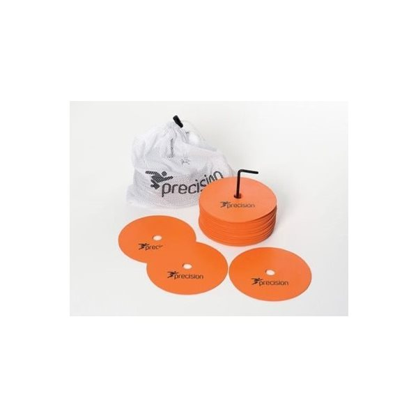 additional image for Precision Flat Rubber Marker Discs (set of 20)