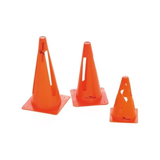 Precision Collapsible Traffic Cones (set of 4)