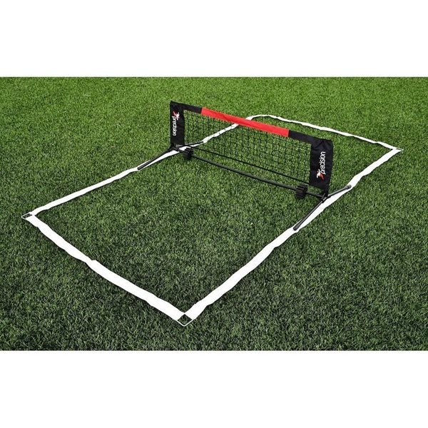 additional image for Precision Mini Foot Tennis Set