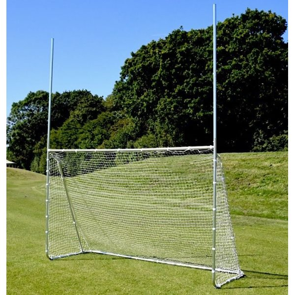 additional image for Precision Multi Sport Steel Goal 10ft x 12ft