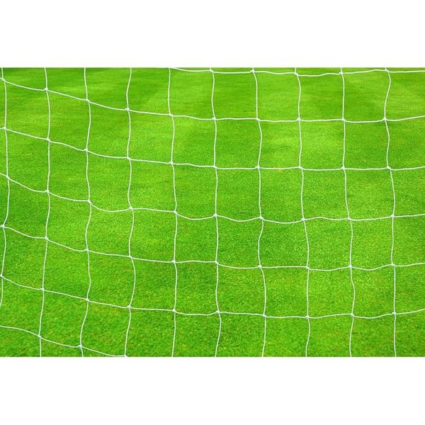 additional image for Precision Football Goal Nets 2.5mm Knotted (PAIR)
