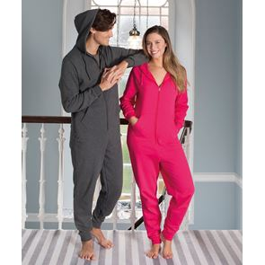 All-in-one Onesie